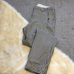 Maurices gingham houndstooth work pant 18 long